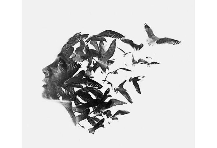 birds-woman
