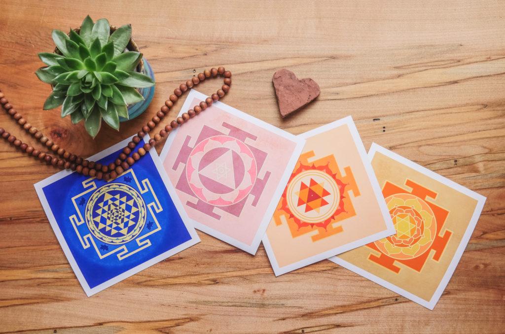 yantra art prints
