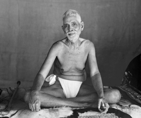 ramana maharsi surrender